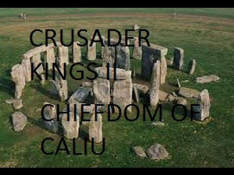 Crusader Kings II: Cheating Caliu  Chiefdom Of Caliu  004  First Conquests To Scotland