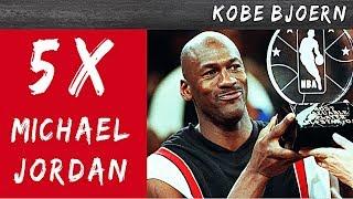 Die 5 Stufen des Michael Jordan - 25.000 Abo Special!! - Kobe Bjoern