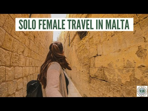 The Katie Show Blog Travel Guide - A Weekend In Malta