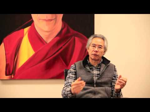 Sharad's Lunch Box sits down with Victor Chan of the Dalai Lama Center for Peace and Education