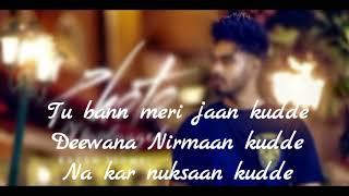 "Photo Karan Sehmbi (Unplugged) Full lyrics Video  Song | ""Latest Punjabi Songs 2017"