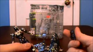 TJP: Microman Biomachine 03 Hack and Machine Tiger