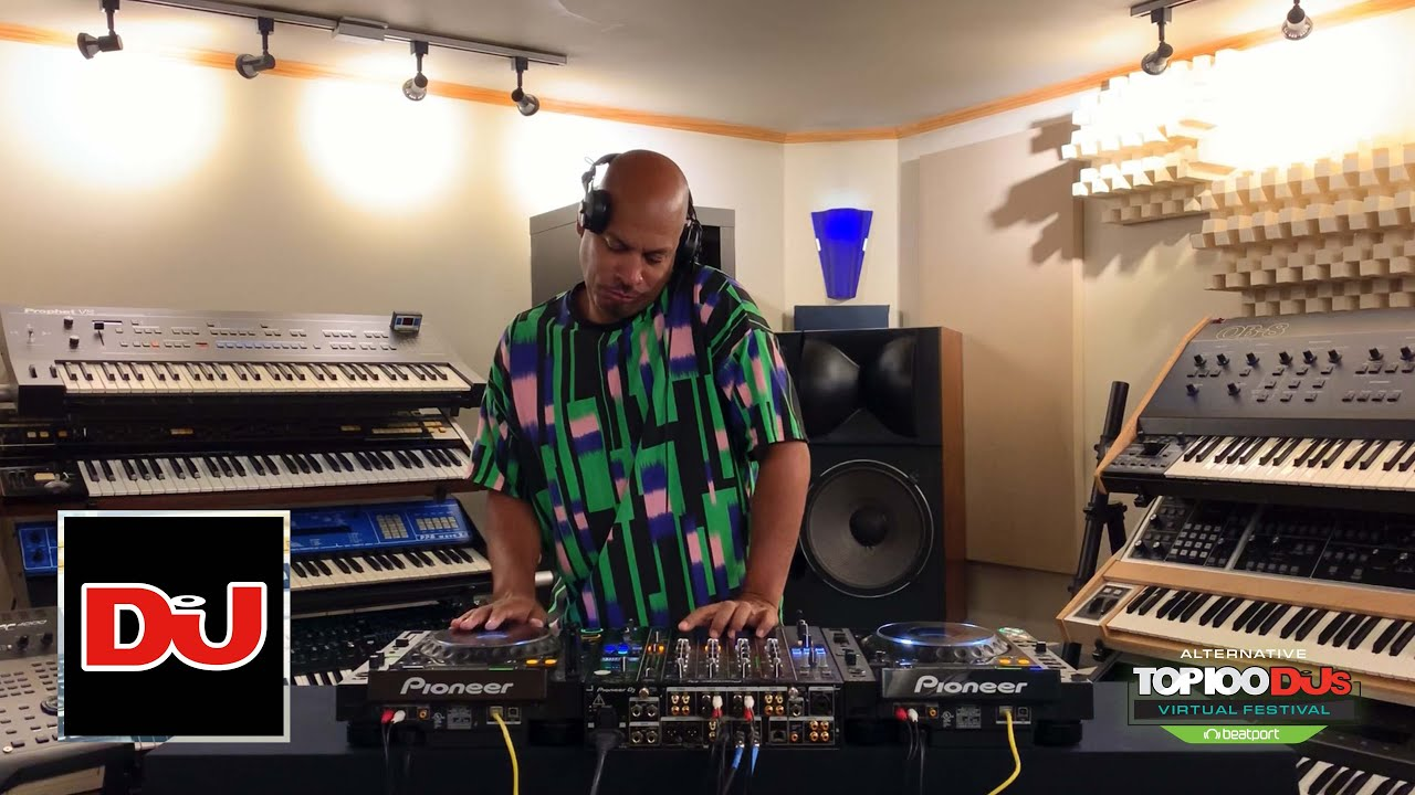 Dennis Ferrer DJ Set From The Alternative Top 100 DJs Virtual Festival 2020