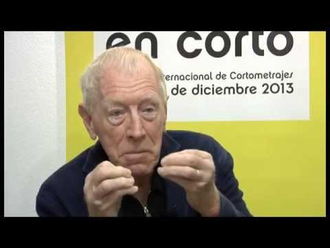 Entrevista de Max Von Sydow