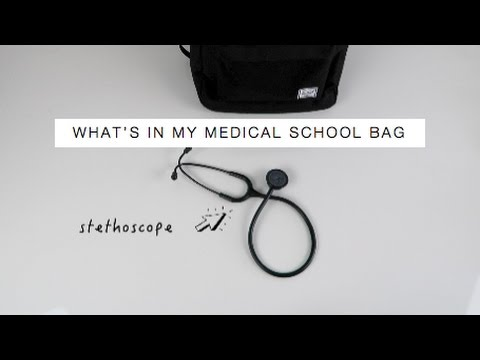 Whats in My School Bag + Announcements!