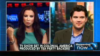 TV Show Set in Colonial America Produced by Tea Party Backers