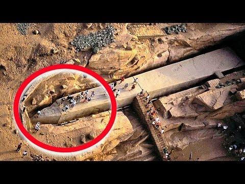Найдены скелеты людей великанов