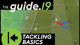 FIFA 19 DEFENDING TUTORIAL | The STANDING TACKLE - How to REALLY use it effectively! IN DEPTH GUIDE!