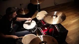 Nirvana - Scoff (drum cover)
