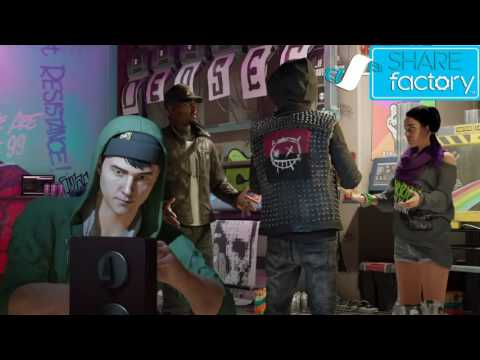 WATCHDOGS 2 GAME PLAY |