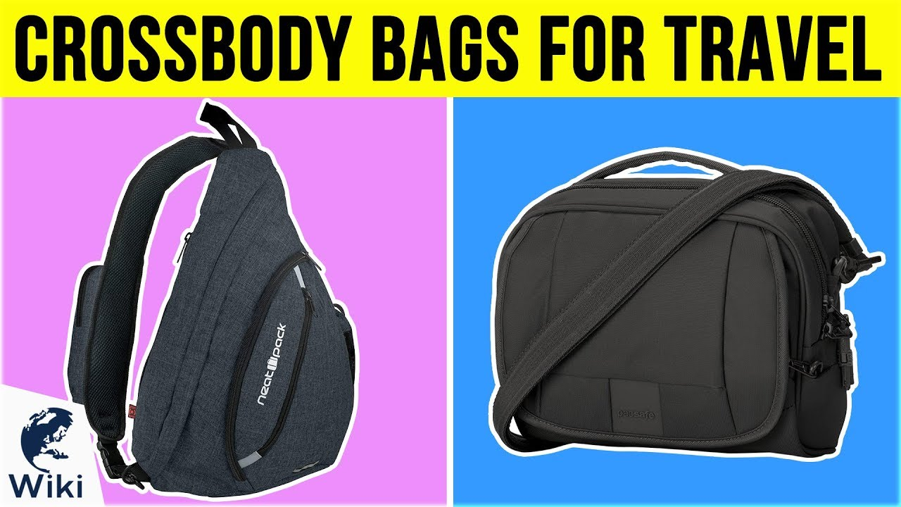 348a9dab90d80 10 Best Crossbody Bags For Travel 2019 - YouTube
