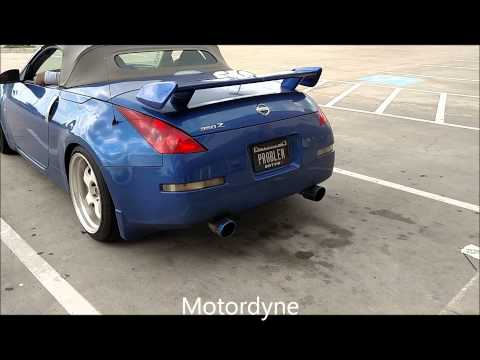 Tomei Expreme Ti vs Motordyne Shockwave TDX v2 - YouTube
