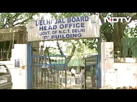 Delhi Jal Board increases water tariff by 20%
