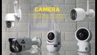 Camera Tuya thông minh ngoài trời 2.0Mp cao cấp