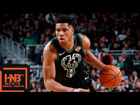 Milwaukee Bucks vs Phoenix Suns Full Game Highlights | 11.23.2018, NBA Season