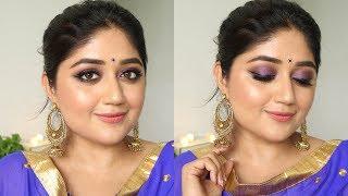 Navratri/Durga Puja 2017 Makeup Tutorial   corallista