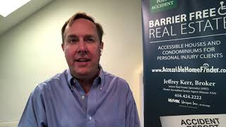 Jeffrey Kerr - Barrier Free Real Estate Achieving Freedom At Home, 2nd Edition, OTLA 2020 Conference