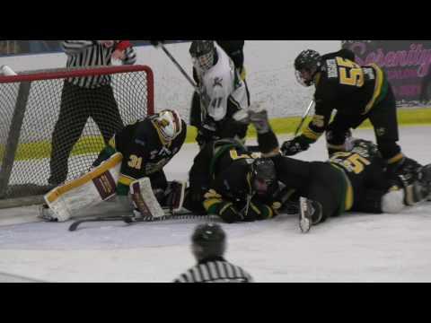 Alliston Hornets vs Mount Forest Patriots Game 3 PJHL North Conference Finals