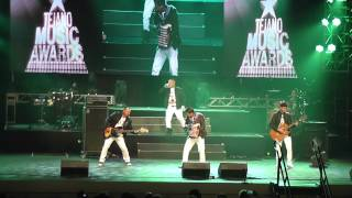 Jaime y Los Chamacos Live Tejano Music Awards 2014
