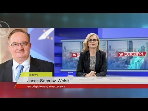 Jacek Saryusz–Wolski: Dla Polski najlepiej, by Niemcami rządziła koalicja CDU/CSU z Zielonymi