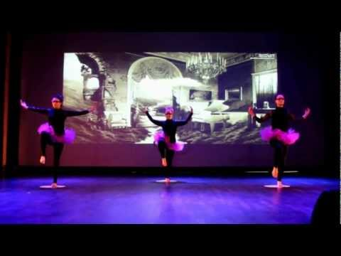 Glassy - The music box (dance) Travel Video