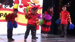 HOPE Qatar : 13th Annual Day 2019 : Cancion En Espanol