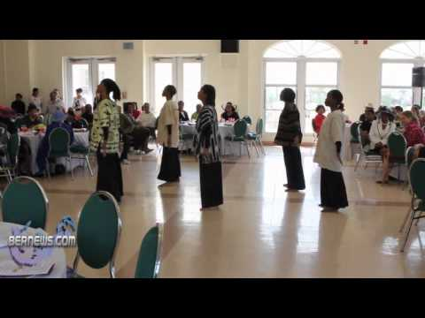 Total Praise Dance Group Seniors Tea Mar 27 2011