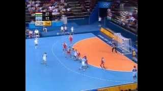 Athén 2004 - Magyarország-Görögország női kézilabda mérkőzés