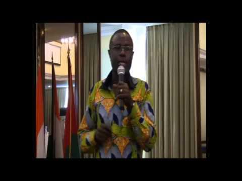 VakaYiko sensitization video for Parliament of Ghana Accra