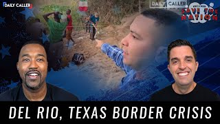 Why We're Seeing A Massive Influx Of Haitian Immigrants At The Del Rio Border