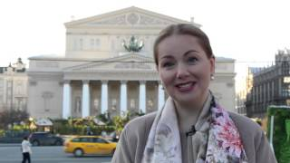 Ольга Будина. Поздравление школе семейного театра