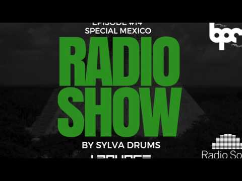 I Bounce Records Radio show by Sylva Drums Episode #14