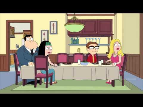 American Dad - Roger And Kim Noisy Scene