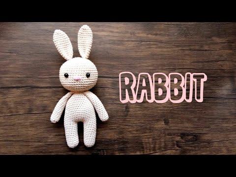Velvet Bunny Amigurumi Free Crochet Pattern - Crochet For You | 360x480