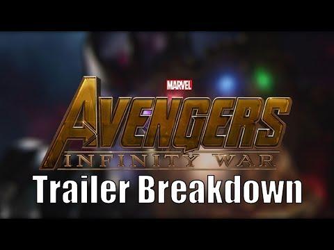 SDCC 2017: Avengers Infinity War Trailer Breakdown