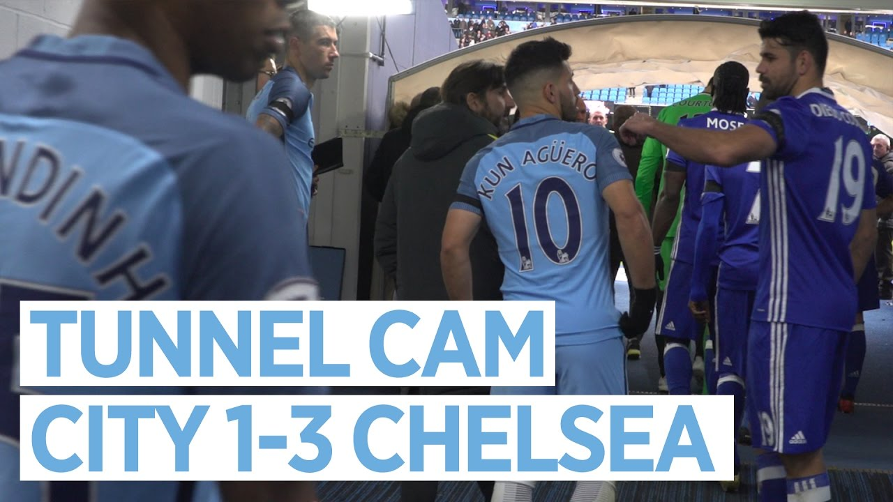 Download TEMPERS FLARE AT THE ETIHAD! | TUNNEL CAM | City 1-3 Chelsea