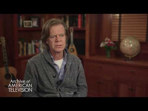 William H. Macy on the best advice he ever got