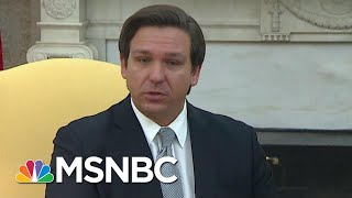 Florida Breaks Daily Record Sunday With 15,300 New Cases | Morning Joe | MSNBC