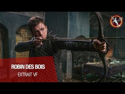 ROBIN DES BOIS (Taron Egerton, Jamie Foxx 2018) - Extrait