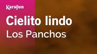 Karaoke Cielito lindo - Los Panchos *