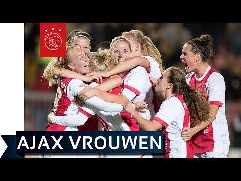 LIVE Ajax Vrouwen - FC Twente
