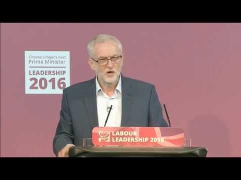 Labour leadership hustings Gateshead