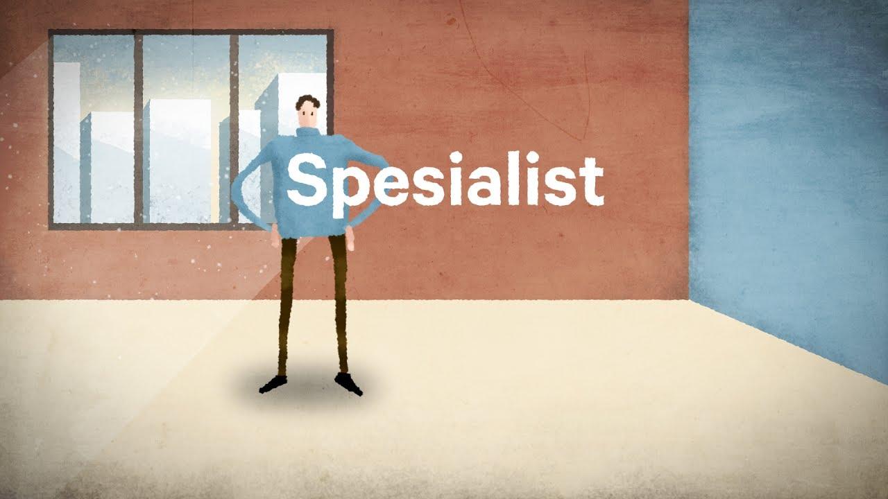 Spesialistutdanningen for psykologer