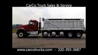 2009 Mack Granite Dump Truck for sale by CarCo Truck