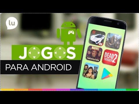 Melhores jogos para Android - Canal da Lu - Magalu
