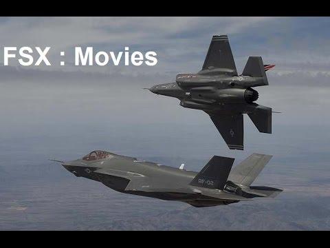 FSX : Lockheed Martin F-35 Lightning II .STOVL,CATOBAR & CTOL