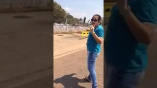 Motorista da Uber peita taxistas em Porto Velho