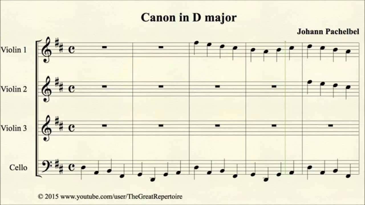 pachelbels canon in d major romantic modernized version mp3