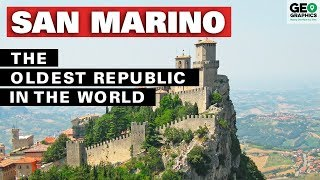 San Marino: The Oldest Republic In The World