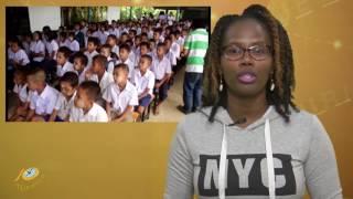 Het 10 Minuten Jeugd Journaal uitzending 23 september 2016(Suriname / South-America)